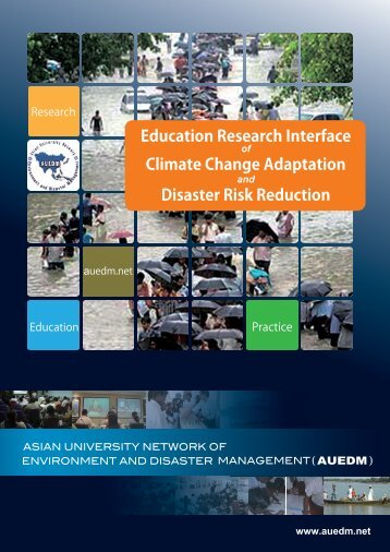 Education Research Interface Climate Change Adaptation ... - auedm