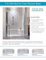 TZ3260 Sales Flyer - Jason International
