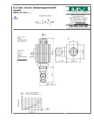 Trüki versioon - IMAV-Hydraulik GmbH