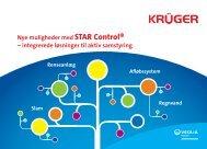 Nye muligheder med STAR Control® – integrerede ... - Krüger A/S