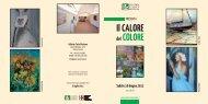 il-calore-del-colore-2012 (pdf) - Galleria d'Arte Mentana