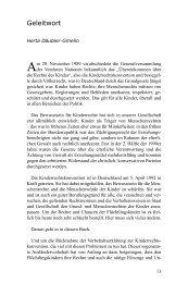 Geleitwort Däubler-Gmelin