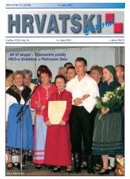 35. broj 30. kolovoza 2012.