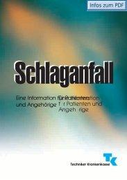 TK-Patienteninformation: Schlaganfall - Hamburg gegen den ...