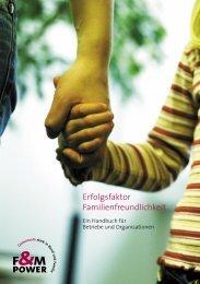 Erfolgsfaktor Familienfreundlichkeit - Vorarlberg