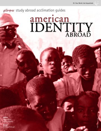 American identity abroad