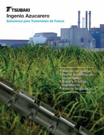 Ingenio Azucarero - U.S. Tsubaki, Inc.