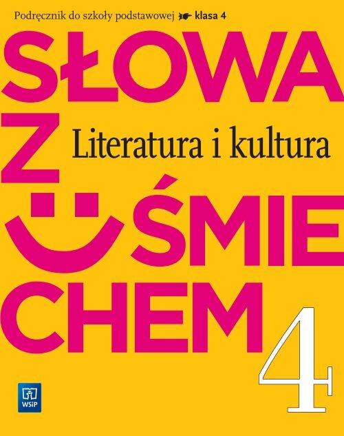 Słowa Z Uśmiechem Klasa 4 Sp 4 6