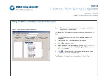m2000 point to point wiring diagrams utcfs global security ?quality=85 single door unl 24 and point to point monitoring wiring diagram point to point wiring diagram at n-0.co