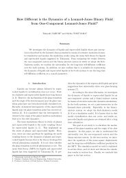 How Different is the Dynamics of a Lennard-Jones Binary Fluid from ...