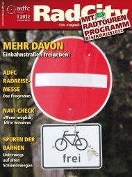 MehR DavoN - ADFC Hamburg