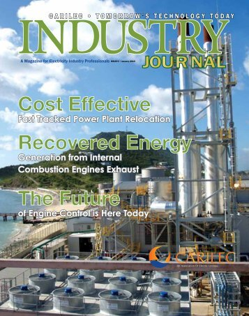 Industry Journals September, 2010 - Carilec