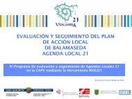 evaluación y seguimiento del Plan de Acción - Ayuntamiento de ...