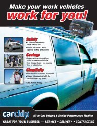 CarChip Catalog