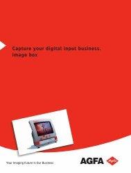Capture your digital input business. image box - FootPrints ...