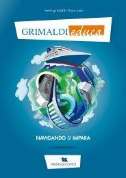 NAVIGANDO SI IMPARA - Grimaldi Lines