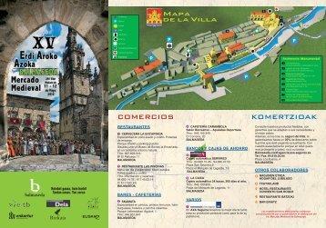 Programa y mapa - Ayuntamiento de Balmaseda