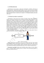 4. AUTOMATIZACIJA - Fakultet prometnih znanosti
