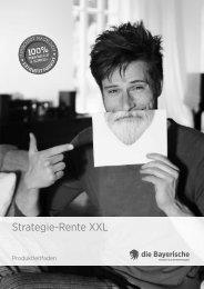 Strategie-Rente XXL - die Bayerische