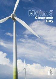 Cleantech City - Malmö stad