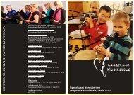 Musikskolefolder til børnehaven Nordstjernen 12-13, 070312