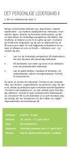KURSER FOR LEDIGE - KEA - Page 6