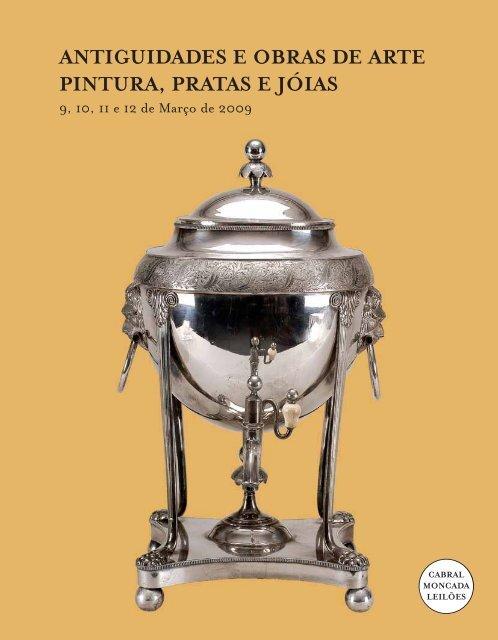 a5b05fe126c Catálogo - Cabral Moncada Leilões