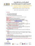 11th Leading CEO Conference Greetings, We ... - Datamatix - Page 2