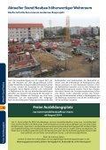 """Mitgliederzeitung - Wohnungsgenossenschaft """"Einheit"""" Hennigsdorf ... - Seite 4"""