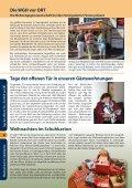 """Mitgliederzeitung - Wohnungsgenossenschaft """"Einheit"""" Hennigsdorf ... - Seite 6"""