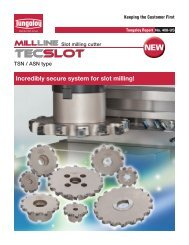 NEW Incredibly secure system for slot milling!
