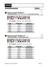 Stanley 43-625  Wasserwaage FatMax Xtreme magnetisch 60 cm 3 Libellen 0-43-625