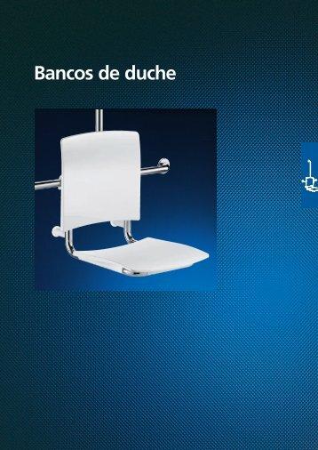 Bancos de duche Nylon - Projectista.pt