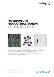 Korsnäs light