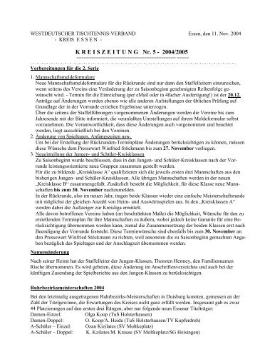 Kreiszeitung 0504 - Siegelonline.de