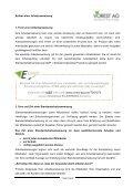 Erstellung einer Arbeitsanweisung - Vorest AG - Seite 5