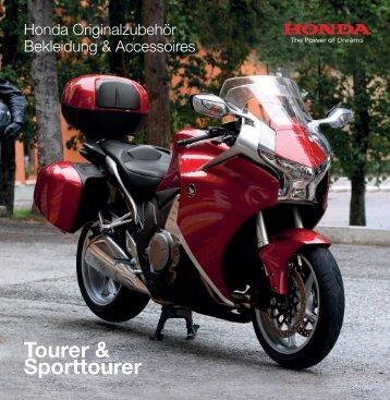 Tourer & Sporttourer - Honda
