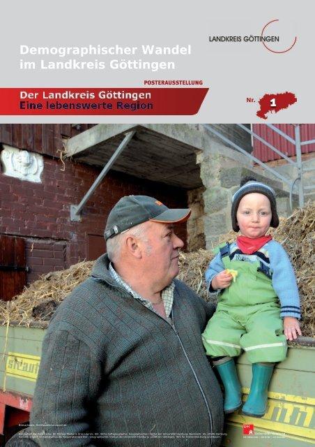 Demographischer Wandel im Landkreis Göttingen - Stadt Hann ...
