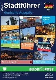Budapest Stadtführer herunterladen - Haller Camping