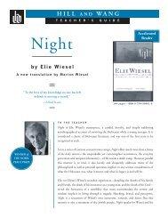 Night Teacher's Guide (PDF)
