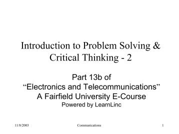 phi-105 21st century skills critical thinking and problem solving Buy and download  description phi-105 module 6 types of communication table 21st century skills: critical thinking and problem solving - thought, language, and communication - you want me to do what.