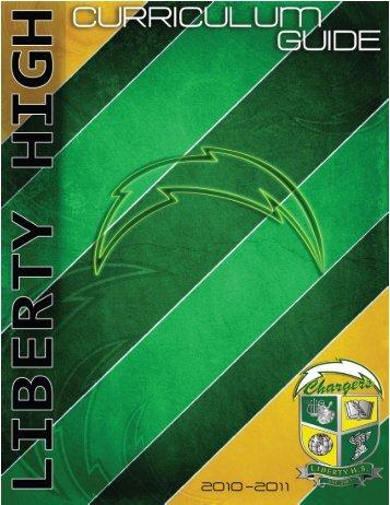 Student Handbook - Liberty High School