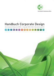 Handbuch Corporate Design