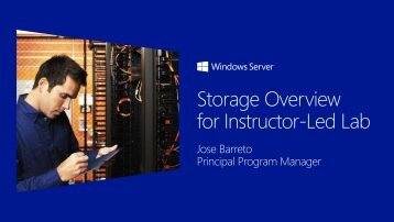 MMS 2013 Storage LL.pdf - TechNet Blogs