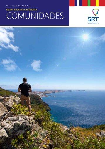 Boletim Comunidades n.º 53 - Madeira no Mundo - Governo ...