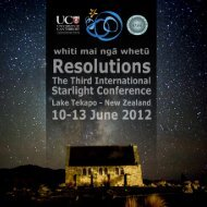 Recommendations - Starlight Initiative