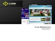 Club Guide - Touch Canterbury