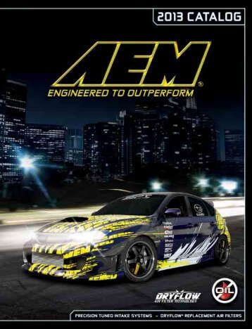 AEM Catalog (pdf) - AEM Induction Systems