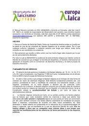 D. Manuel Navarro Lamolda con DNI. 24086282S y domicilio en ...