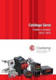 Catálogo Geral Edição 2013 - Contemp